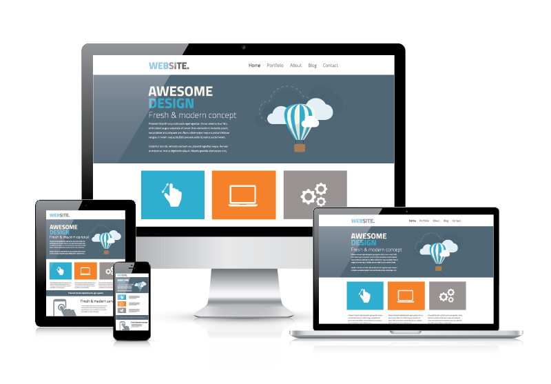 BRAND IDENTITY & WEBSITE DESIGN